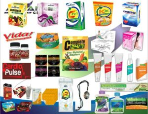 AIM GLOBAL products in Cameroon
